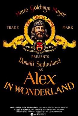 Постер фильма Алекс в стране чудес (1970)