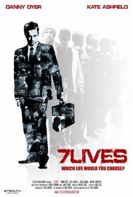 Постер фильма 7 жизней (2011)