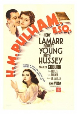 Постер фильма Г.М. Пульхэм Эсквайр (1941)