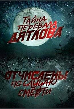 Постер фильма Перевал Дятлова. Отчислены по случаю смерти (2013)