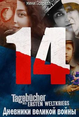 Постер фильма Дневники великой войны (2014)