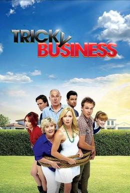 Постер фильма Хитрый бизнес (2012)