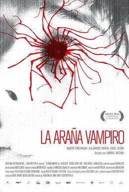 Постер фильма Паук-вампир (2012)