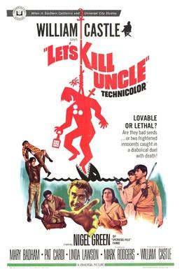 Постер фильма Давай убьем дядю (1966)