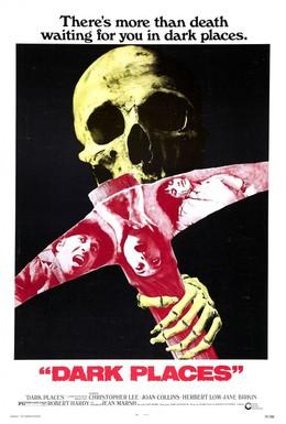 Постер фильма Темные места (1973)