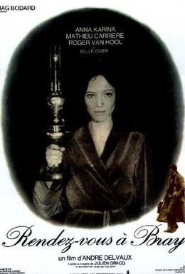 Постер фильма Свидание в Бре (1971)