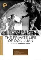 Частная жизнь Дона Жуана (1934)