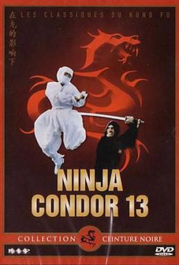 Постер фильма Ниндзя-стервятник (1987)