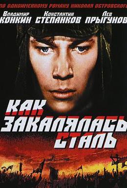 Постер фильма Как закалялась сталь (1973)