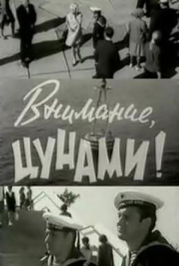 Постер фильма Внимание, цунами (1969)