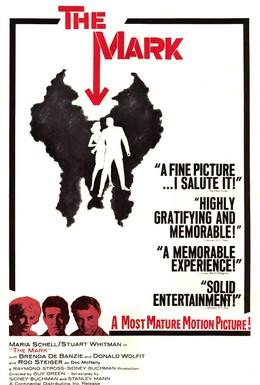 Постер фильма Метка (1961)