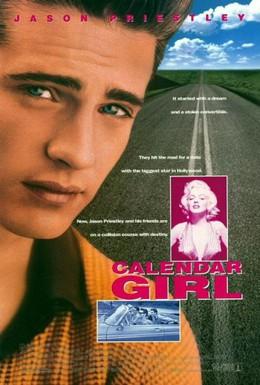 Постер фильма Девушка из календаря (1993)