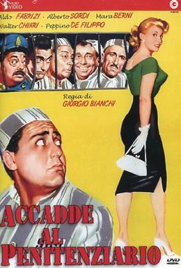 Постер фильма Случай в исправительной тюрьме (1955)