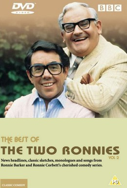 Постер фильма The Best of the Two Ronnies (2003)