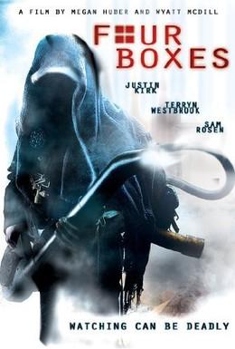 Постер фильма Четыре коробки (2009)