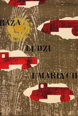 Постер фильма База мертвых людей (1959)