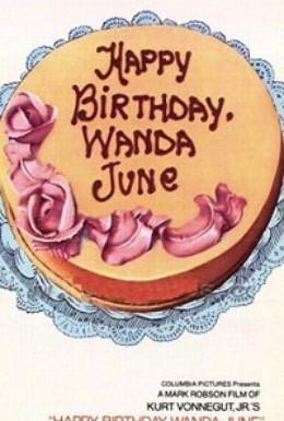 Постер фильма С днем рождения, Ванда Джун! (1971)