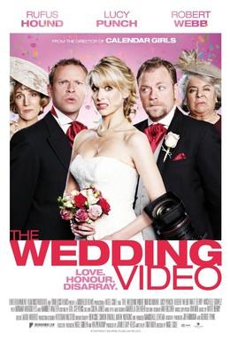 Постер фильма Свадебное видео (2012)