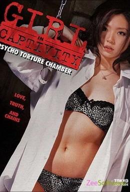 Постер фильма Девушки в неволе: Психо камера пыток (2008)
