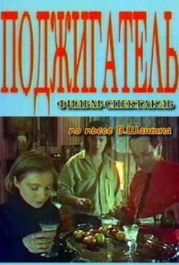 Постер фильма Поджигатель (1990)