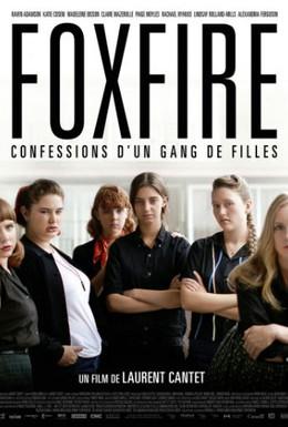 Постер фильма Фоксфайр, признание банды девушек (2012)