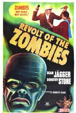 Постер фильма Восстание зомби (1936)
