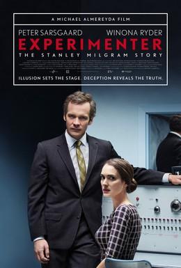 Постер фильма Экспериментатор (2015)
