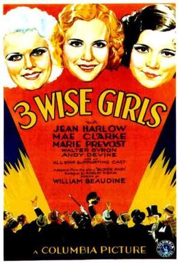 Постер фильма Три умницы (1932)