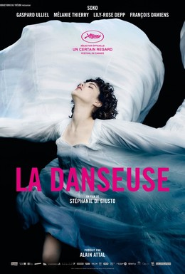 Постер фильма Танцовщица (2016)
