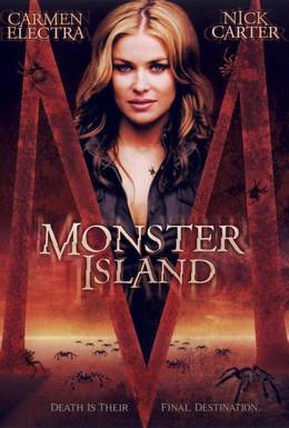Постер фильма Остров монстров (2004)