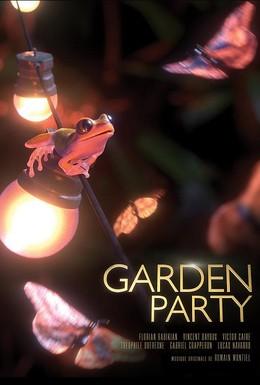 Постер фильма Вечеринка в саду (2017)