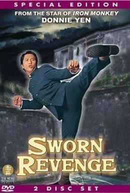 Постер фильма Кулак ярости: Клятва мести (1995)