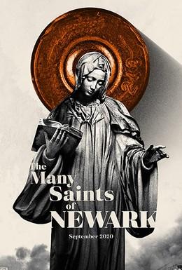 Постер фильма Множественные святые Ньюарка (2021)