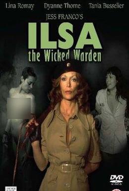 Постер фильма Ильза – свирепая тюремщица (1977)