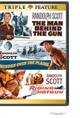 Постер фильма Охранник дилижансов (1954)
