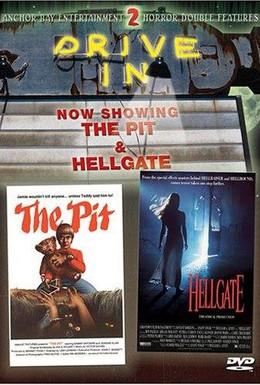 Постер фильма Врата ада (1989)