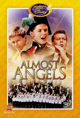 Постер фильма Почти ангелы (1962)