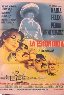 Постер фильма Тайная любовница (1956)