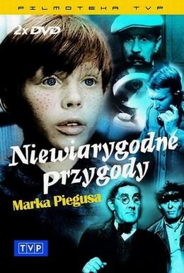 Постер фильма Невероятные приключения Марека Пегуса (1966)