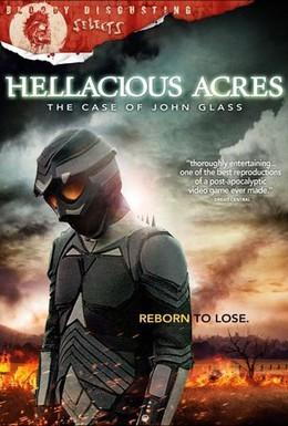Постер фильма Адские Акры: случай Джона Гласса (2011)