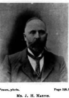 Дж.Х. Мартин