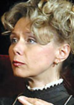 Алена Охлупина