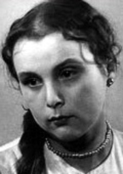 Вера Бурлакова
