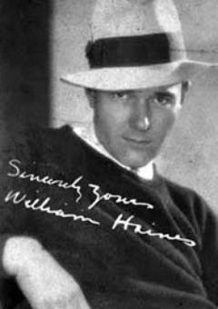 Уильям Хайнс